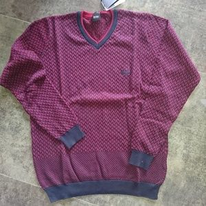 HUGO BOSS SWEATER MEN %100 COTTON